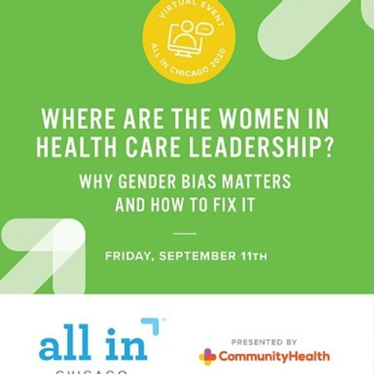 All In Chicago: Community Conversation