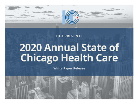 Event Recap | State of Chicago Health Care | 02.09.2021