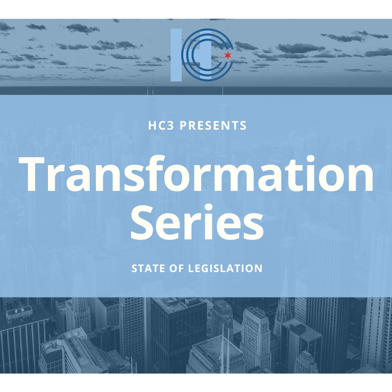 HC3 Transformation Series Event: Policy Part 2 (Federal Perspective)