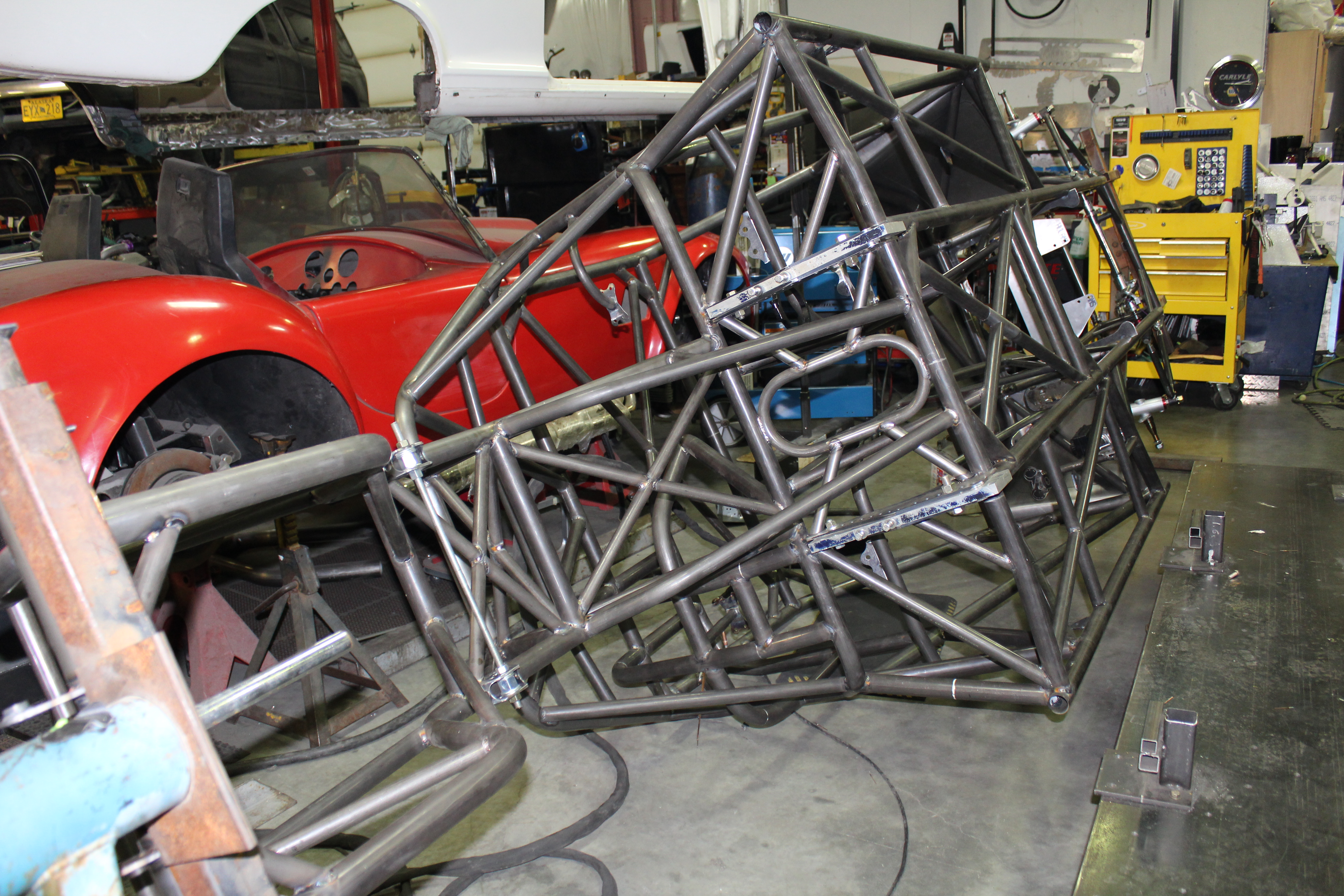 Chassis Welding 1-9-18