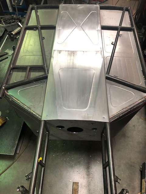Custom Floor Pans