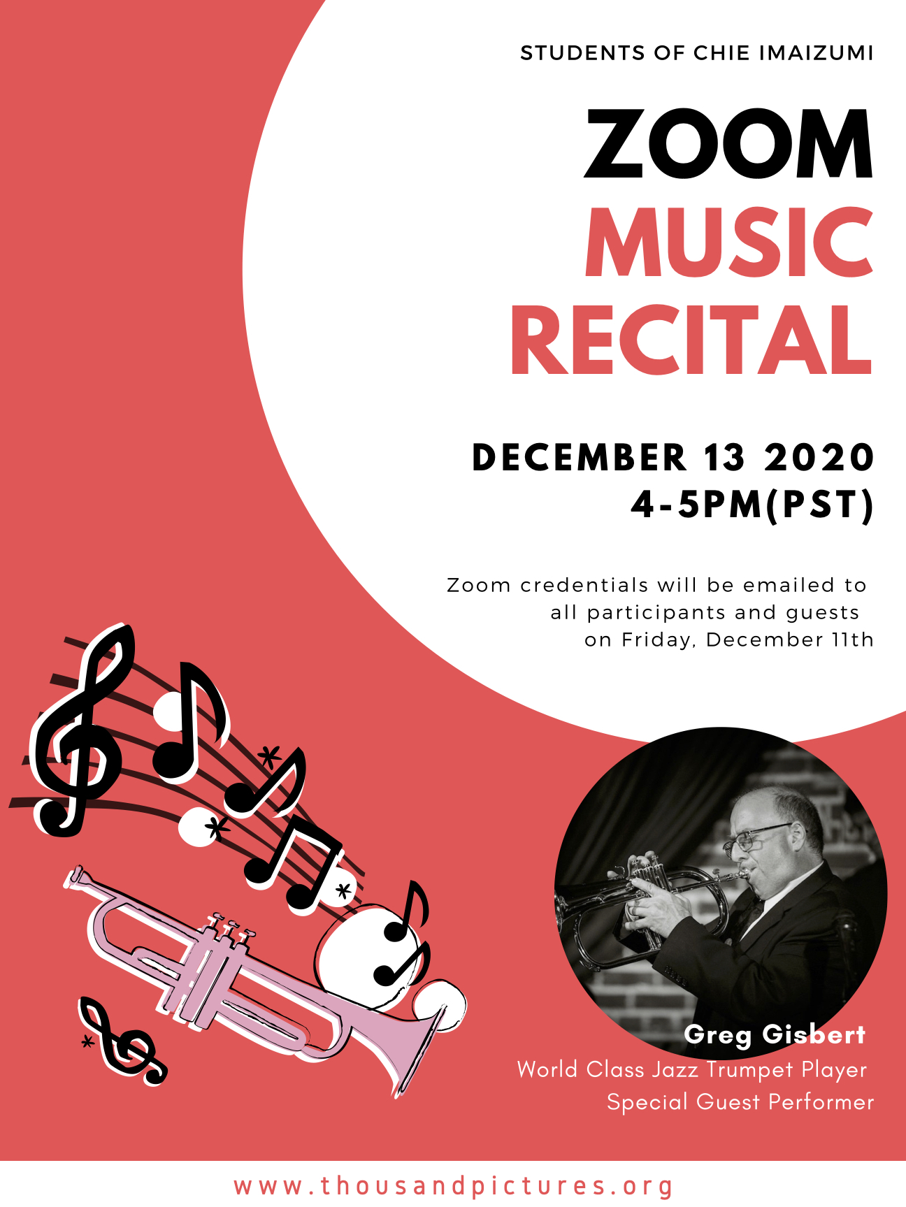 Zoom Music Recital 2020