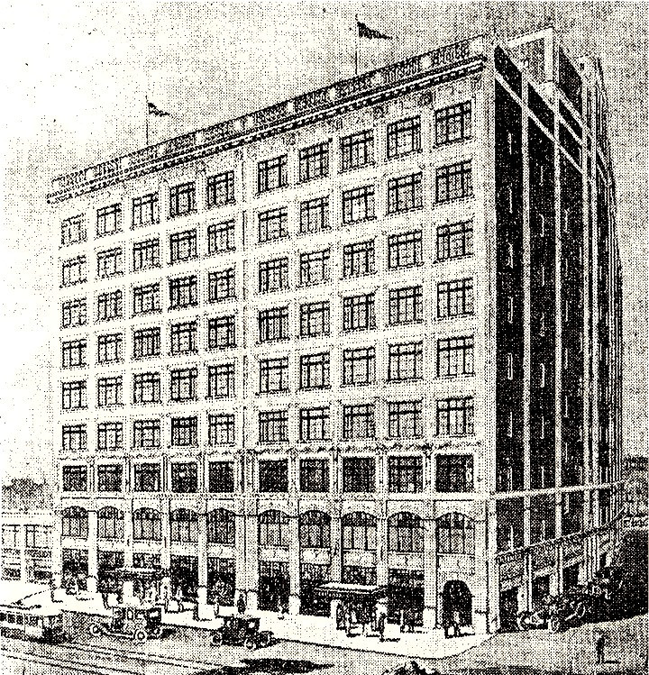 Historic Halle Building
