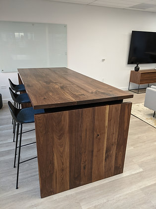 Walnut Community Table