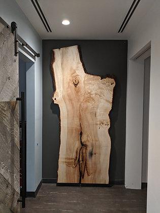 Wood Slab Wall Art