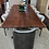 Thumbnail: Bookmatched Walnut Dining Table