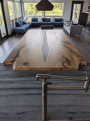 Elm Island Dining Table