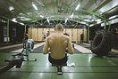 Man at a Gym
