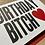 Thumbnail: Birthday b*tch letterpress card