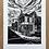 Thumbnail: Gales Snack Bar Linocut Print