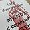 Thumbnail: Mother letterpress card