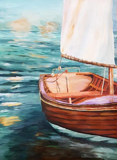 Sails by Dana-Marie Parris