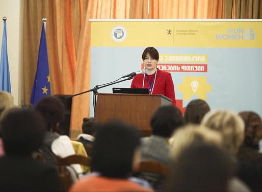 Women for Tomorrow Hosts Forum for Women's Economic Empowerment