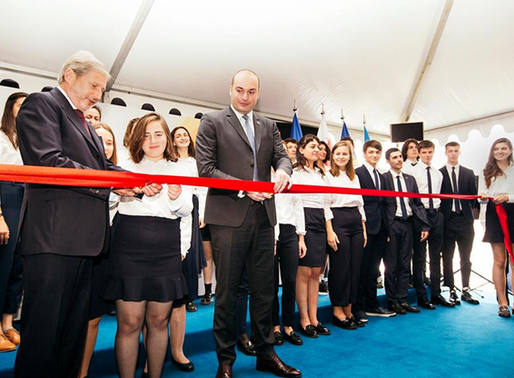 Official Opening of the Eastern Partnership European School