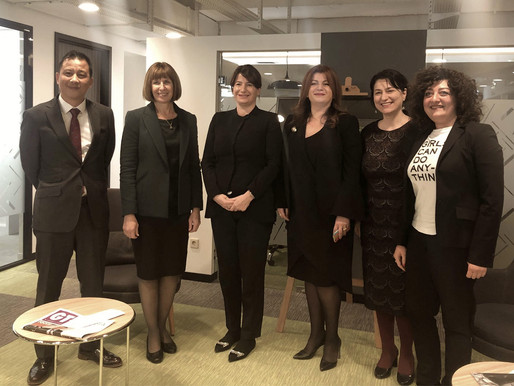 """Women for Tomorrow"" hosted Deputy Chief of the Mission at U.S Embassy"