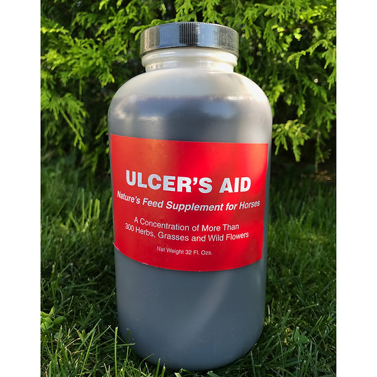 """Ulcer's Aid"" is created by NATURE"