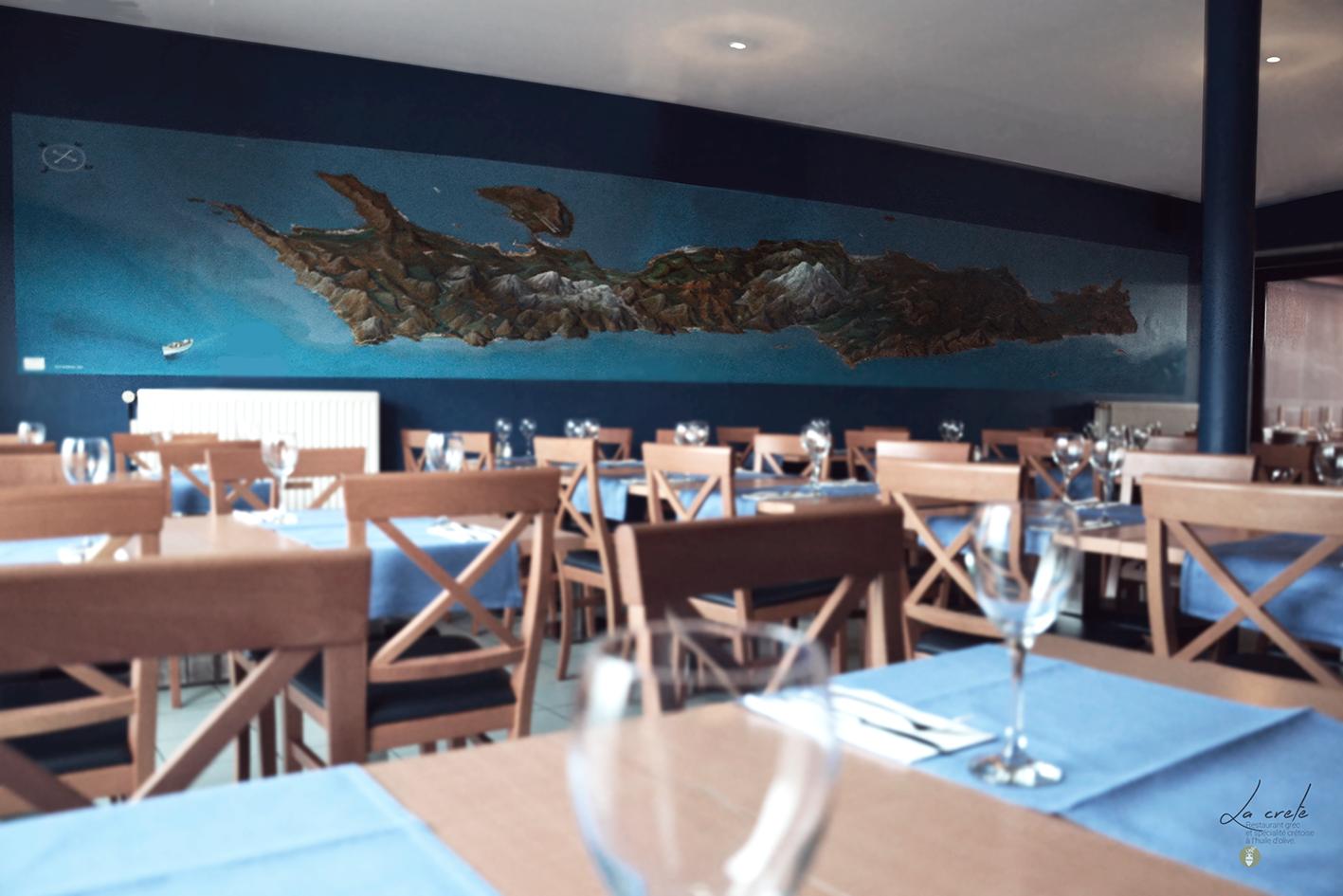 Restaurant La Crète