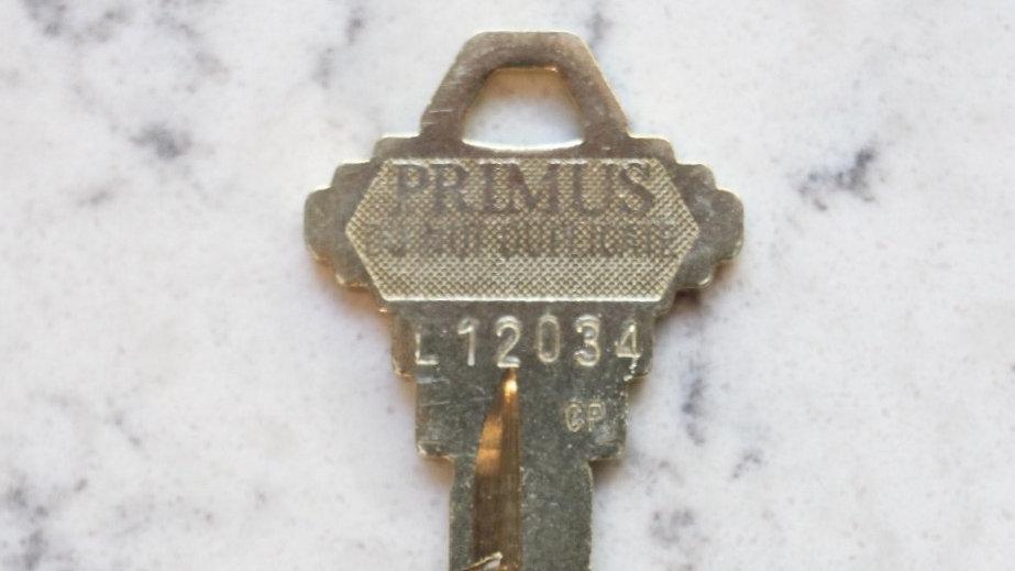 Schlage Primus Key