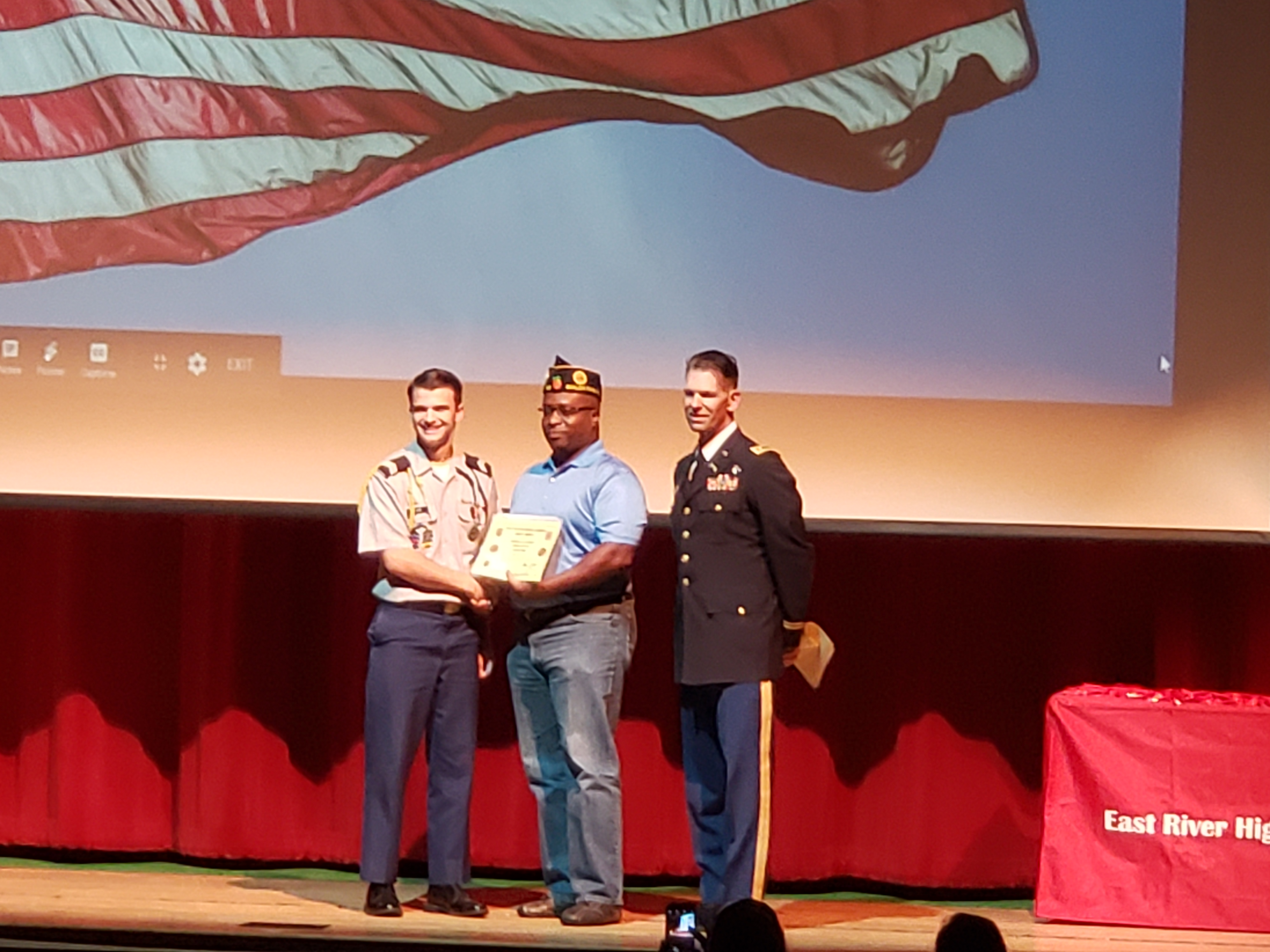 2019 East River JROTC Awards Night
