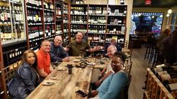 Wine & Cheese Social