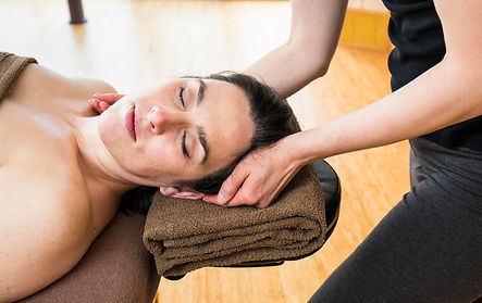 Birdwings mobile massage Stroud - neck release