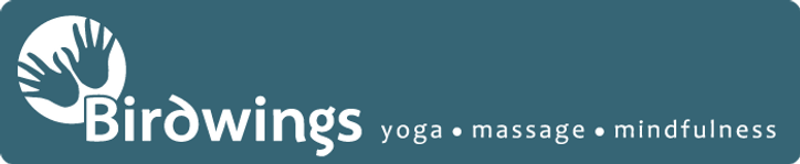 Birdwings Yoga and Massage Logo