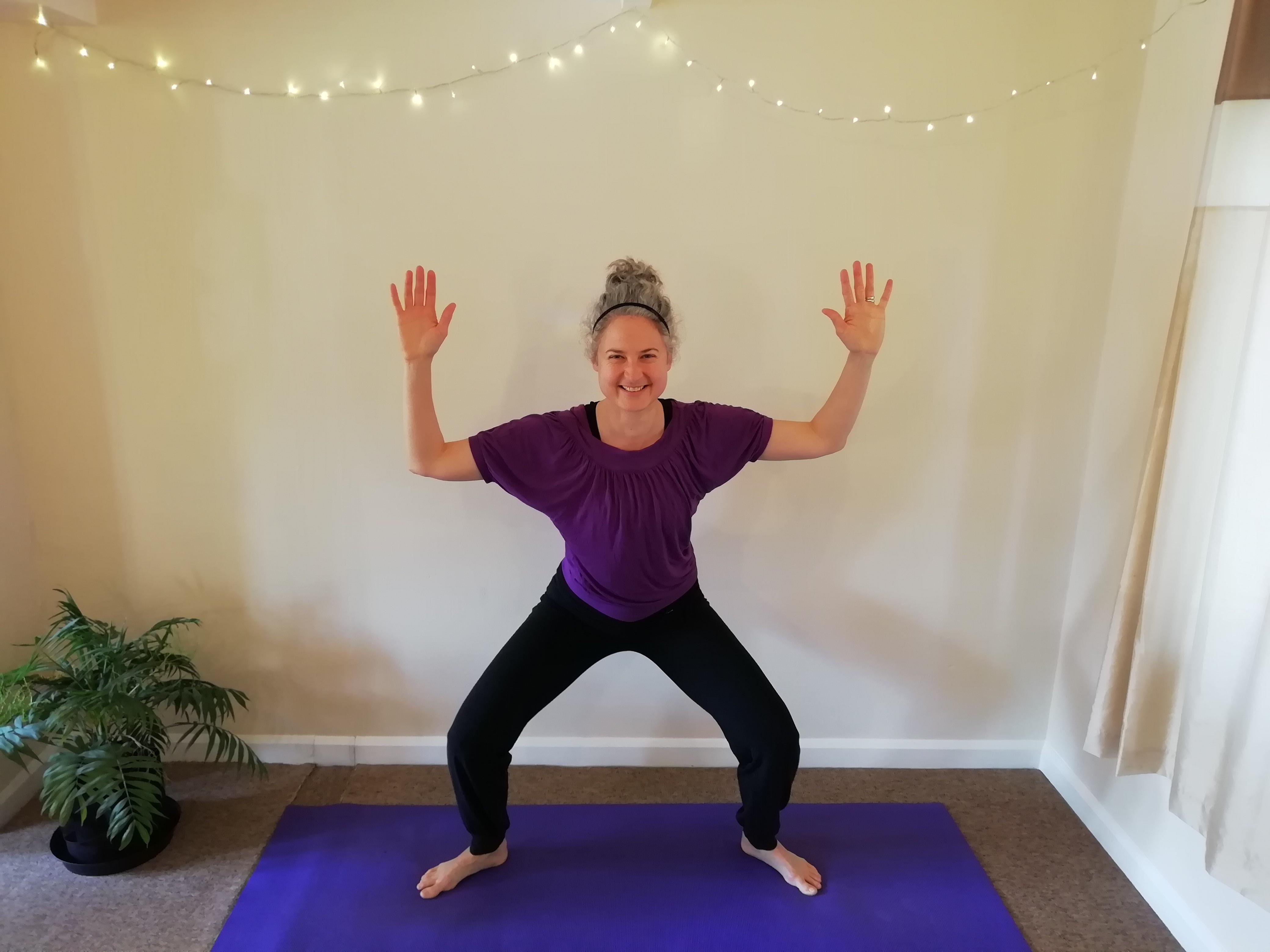 Online Mindful Yoga