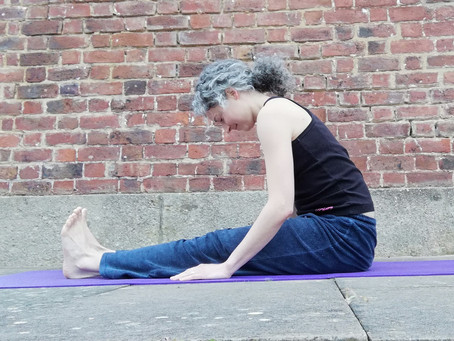 "What's my yoga style? Why do I teach what I teach?  Part 1: ""Re-wilding"" the body - restor"