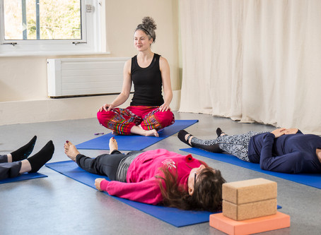 What's my yoga style? Why do I teach what I teach?  Part 2: Mindfulness