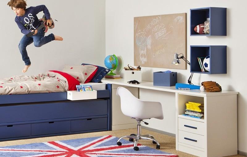 Bureau moderne chambre bureau pour chambre adulte idées
