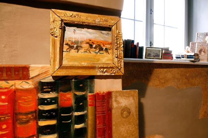 English Red, 2009, interior, Castlegallery, Veszprem