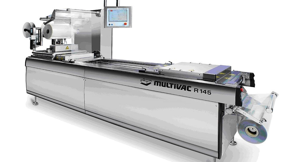 Термоформующая машина Multivac R145