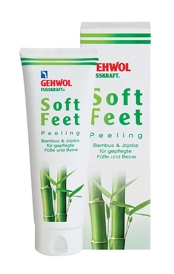 Soft Feet Scrub