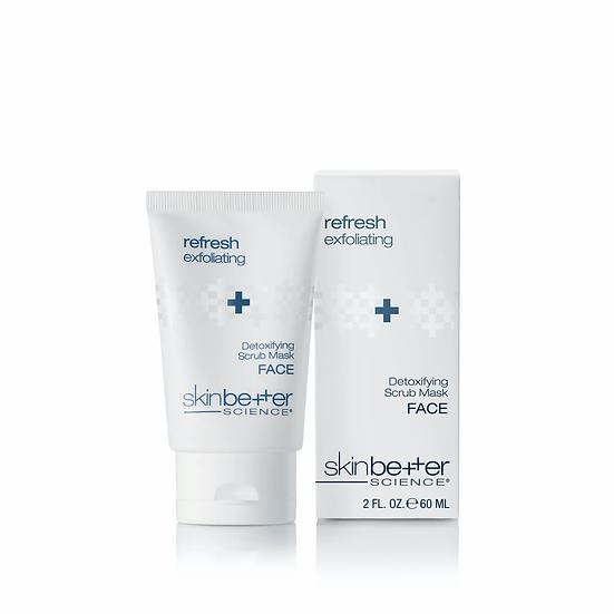 SkinBetter Science Detoxifying Scrub Mask Peeling 60 ml