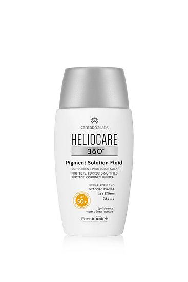 Heliocare 360° Pigment Solution Fluid SPF 50