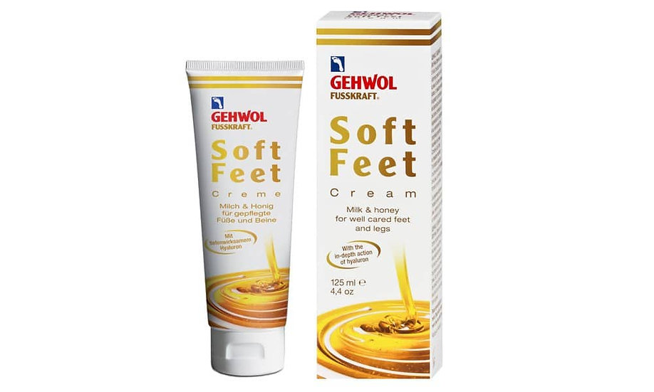 Soft Feet Cream milk&honey