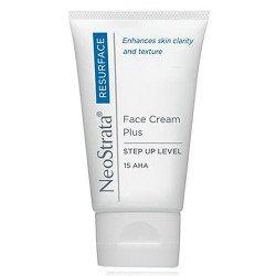 Face cream plus step up level