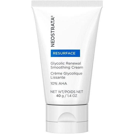 Neostrata glycolic renewal smoothing cream 40g