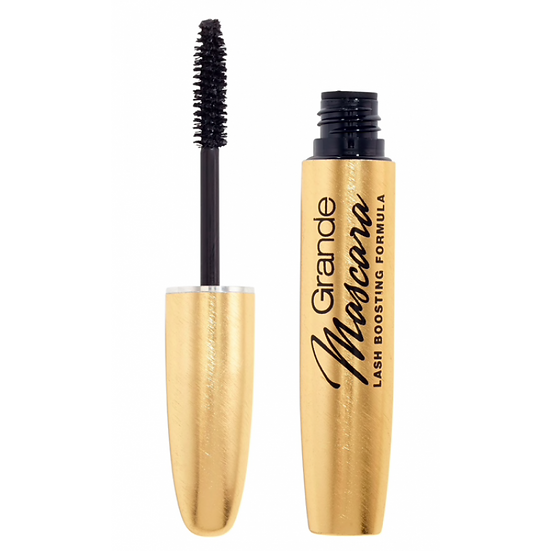 GRANDE MASCARA LASH BOOSTING MASCARA - SORT