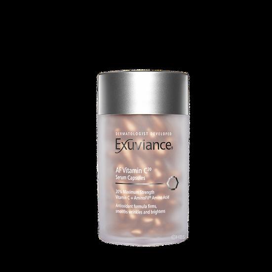 Exuviance AF Vitamin C20 Serum Capsules 60stk