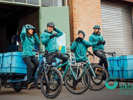 Offre d'emploi saisonnier : collecte à vélo et compostage des déchets organiques