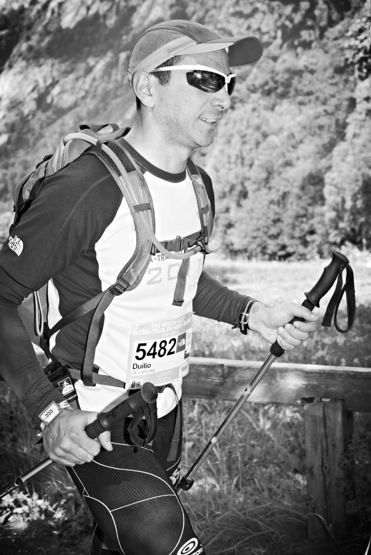Ultramaratonista UTMB CCC 2011