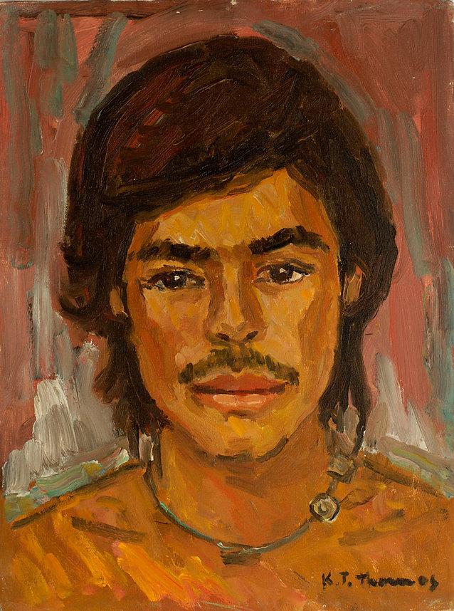 Mexican Boy, Acapulco