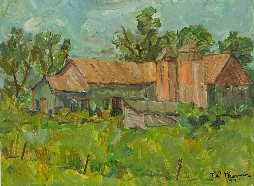 Old Farm 1971