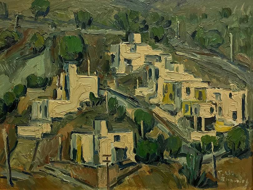 Village en Espagne