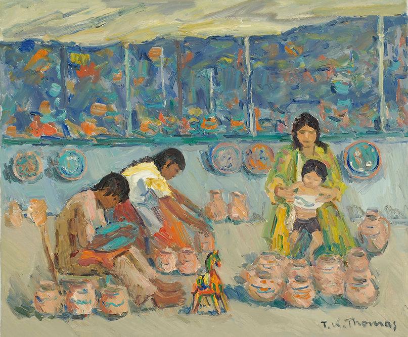 Ceramistes Mexicains