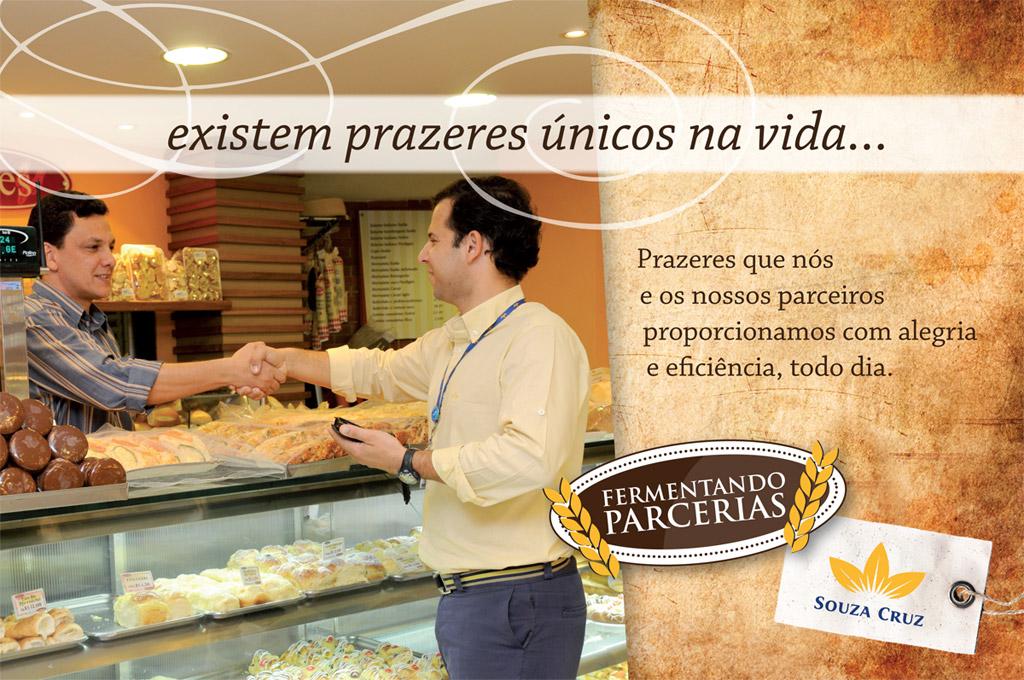 Souza Cruz - Advertisement