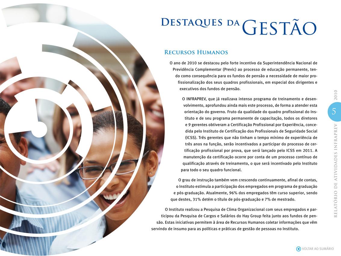 Infraprev Annual Report
