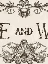 Wire & Wool Banner (Background Texture).