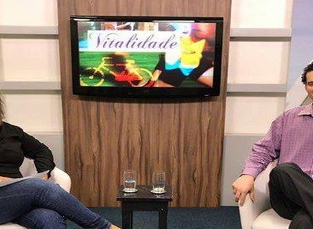 Dr. Antonello fala sobre Câncer de Pele na TV Câmara